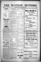 The Watson Witness January 21, 1916
