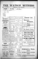 The Watson Witness January 28, 1916