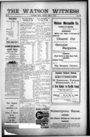 The Watson Witness February 11, 1916