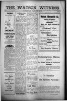 The Watson Witness February 25, 1916