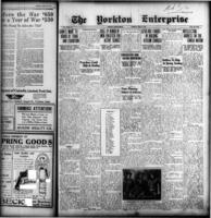 The Yorkton Enterprise April 6, 1916