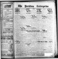 The Yorkton Enterprise December 7 , 1916