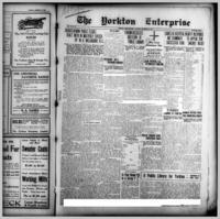 The Yorkton Enterprise December 21 , 1916